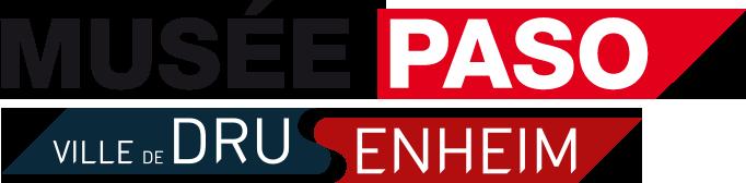 Logo Musée PASO et ville de Drusenheim